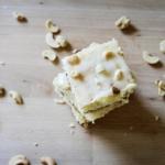 Lemon Cashew Squares