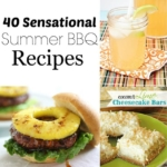 Summer Barbecue Recipe Roundup