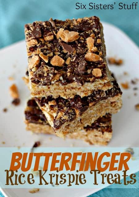 35 Butterfinger Desserts Creme De La Crumb