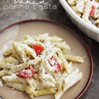 Easy Baked Penne Pasta