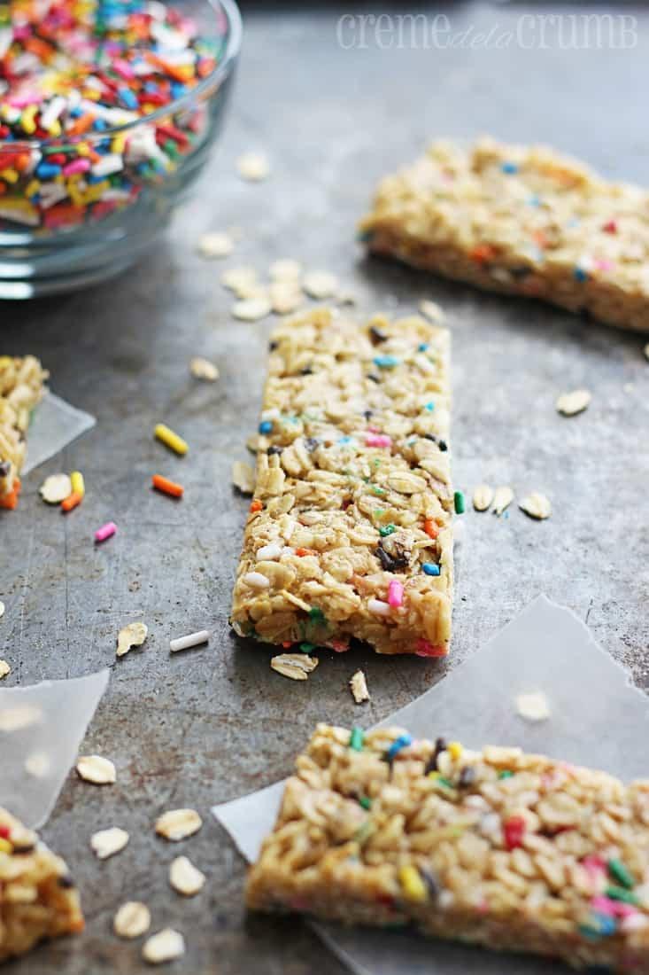 cake-batter-granola-bars
