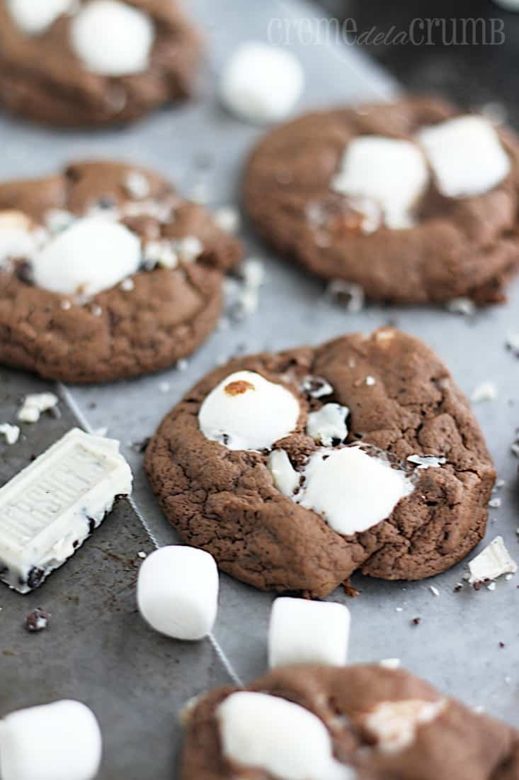 chocolate-marshmallow-cookies-2