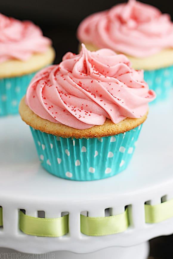 Sugar Cookie Cupcake Recipe
