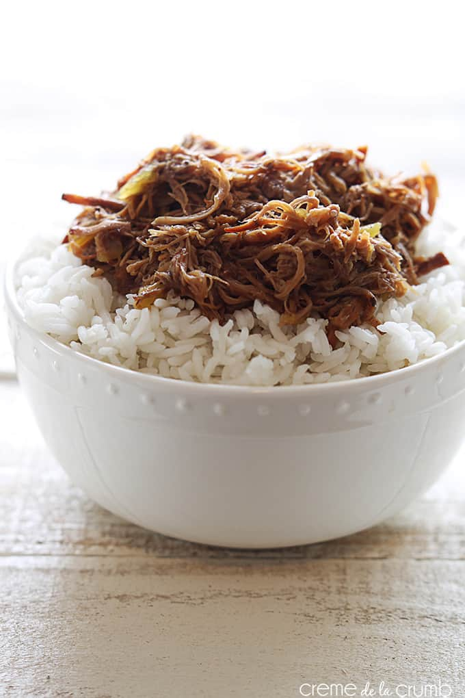 Sweet pulled pork recipe costa vida