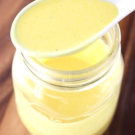 Creamy Honey Mustard Dressing