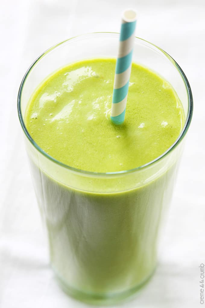 He-Man Green Smoothie