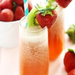 Strawberry Kiwi Lemonade