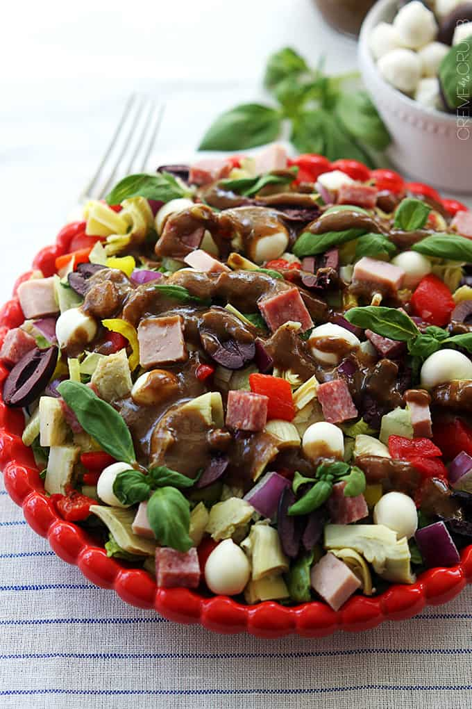 Chopped Antipasto Salad