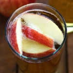 Homemade Sparkling Apple Cider + Giveaway