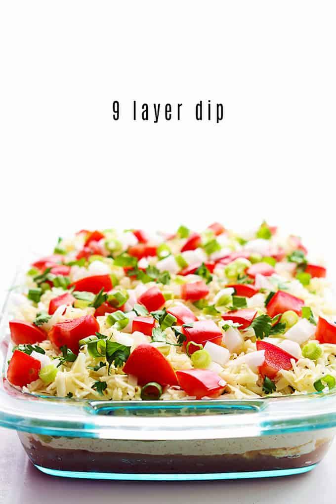 9 Layer Dip