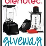 BlendTec Giveaway!