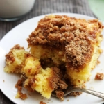 Cake Mix Sour Cream Coffee Cake