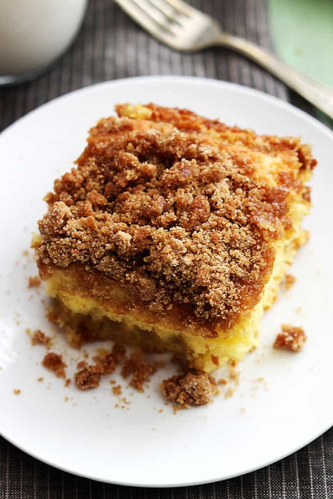 Coffee Cake For A Crowd Recipe