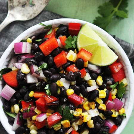 Chipotle Black Bean Salad