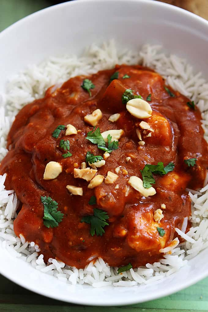 ... Indian butter chicken bursting with bold flavors! Easy, saucy comfort
