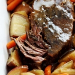 Slow Cooker Beef Roast