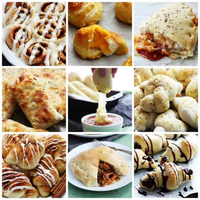 Miracle Dough Recipe Collage