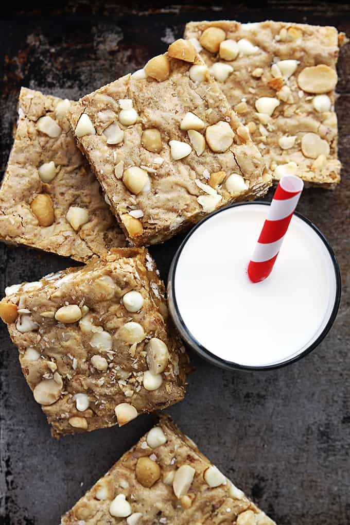 White chocolate and macadamia nuts – I. love. you. You're pretty ...