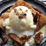 Applebee's Butternut Blondie with Cream Sauce