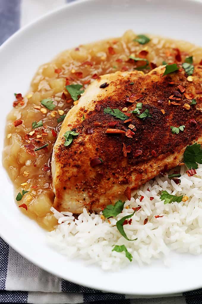 Bahama Mama Chicken