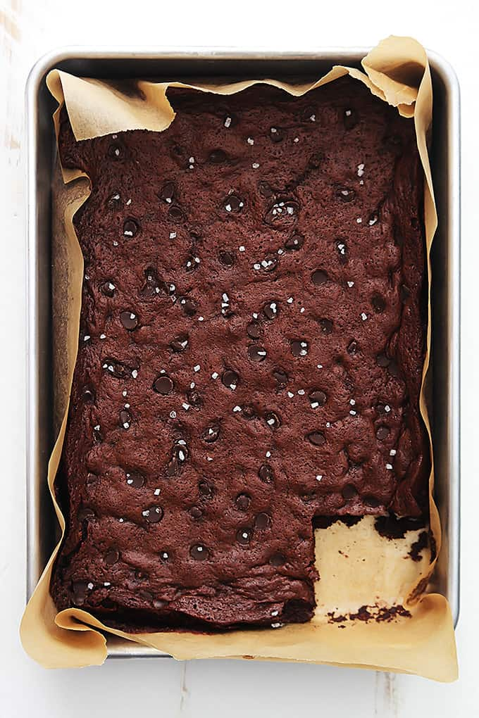 Ultra Fudgey Gluten Free Brownies