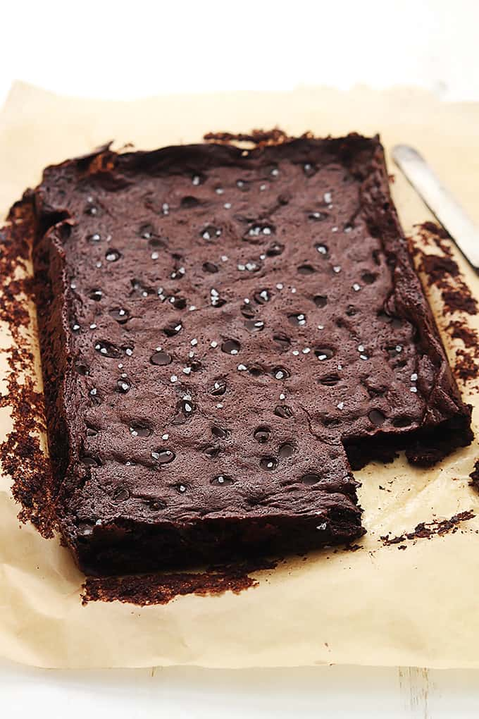 Ultra Fudgey Gluten Free Brownies