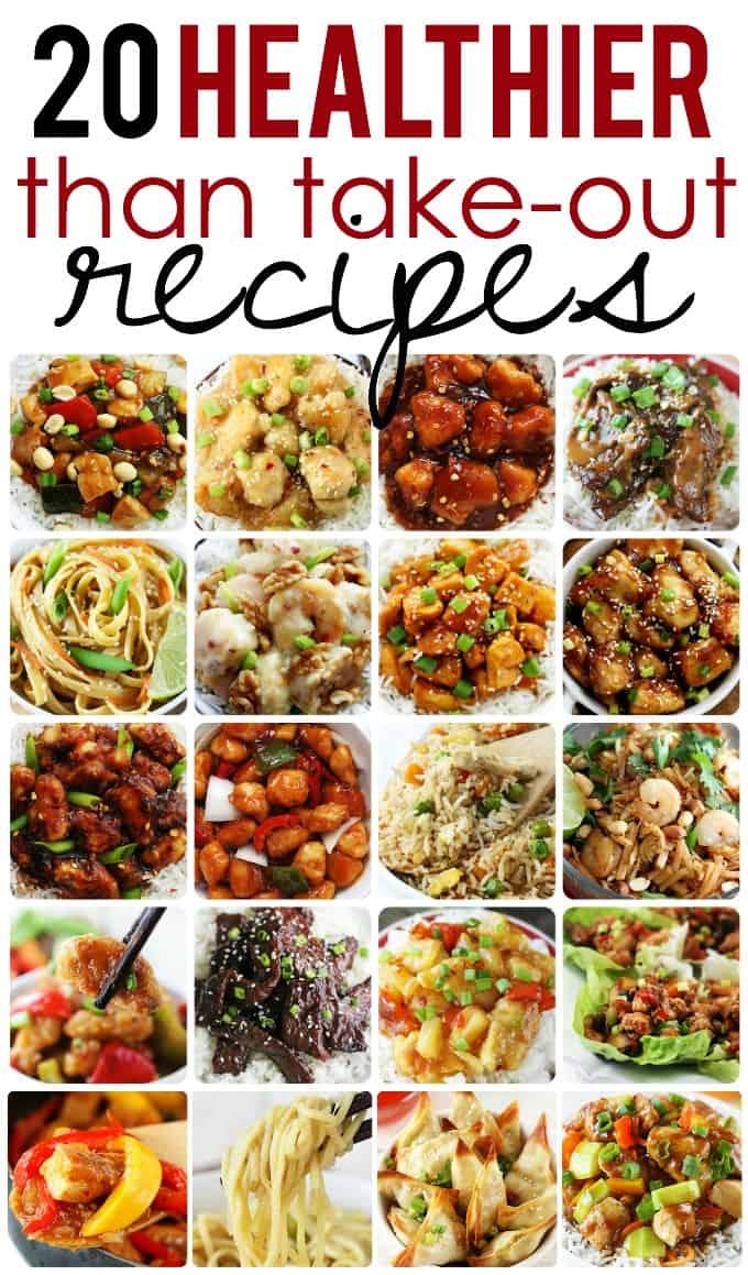 20 Healthier Than Take-Out Recipes