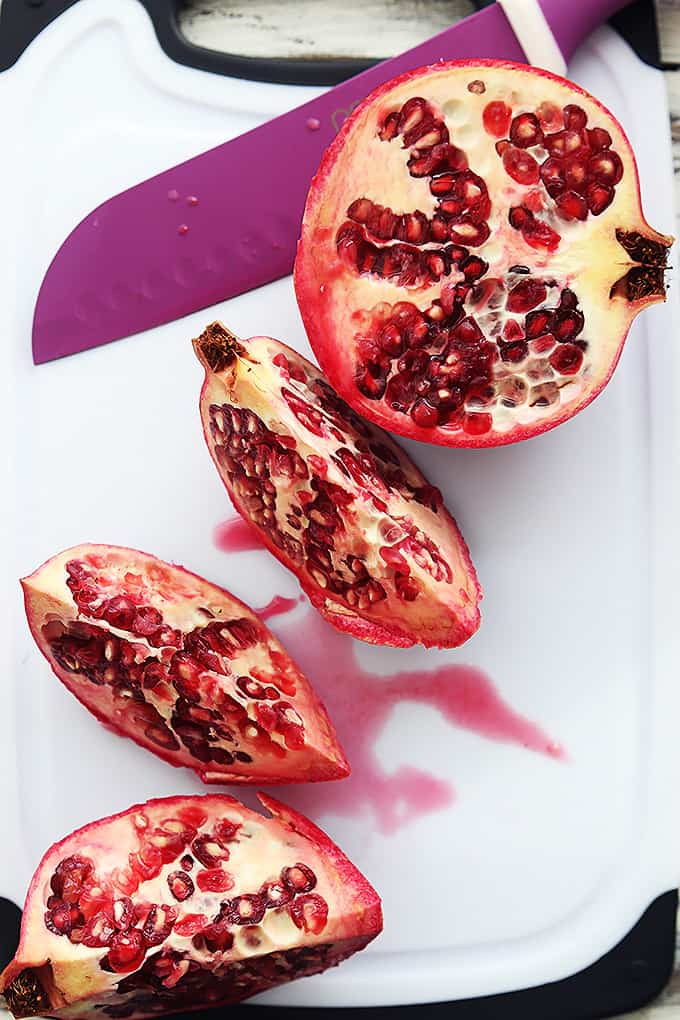How To Seed A Pomegranate: The Easy Way (with video!)