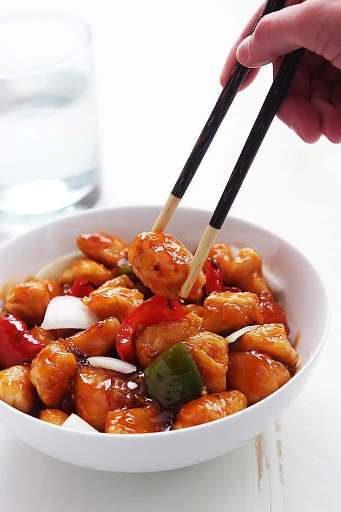 Healthy sweet and sour chicken creme de la crumb sweet and sour chicken 2w forumfinder Choice Image