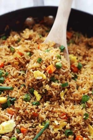 The Best Fried Rice Creme De La Crumb