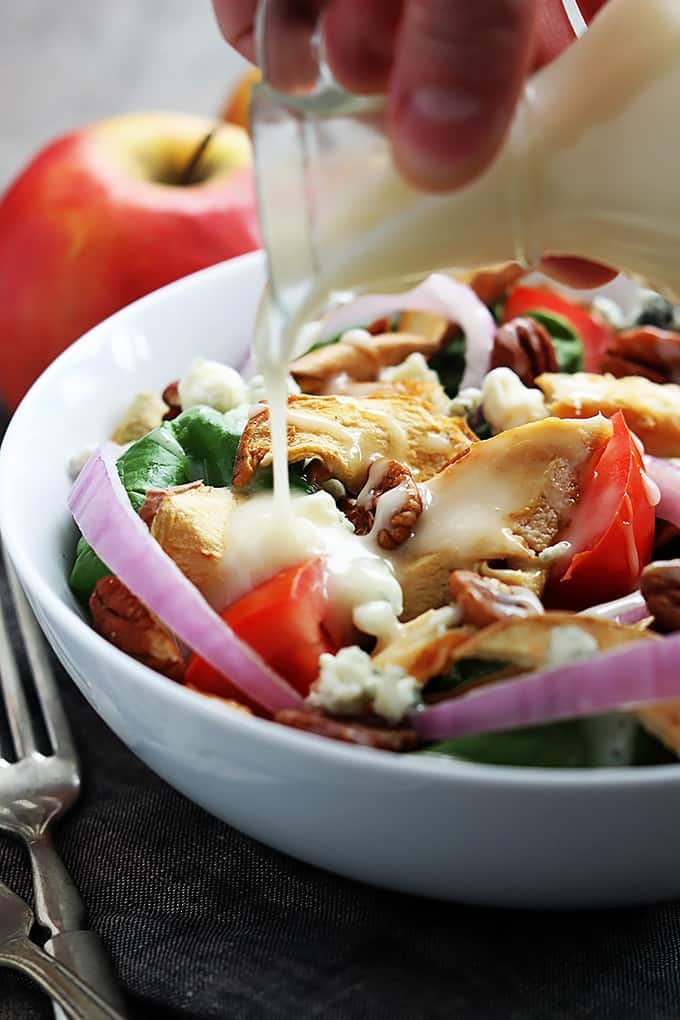 Panera Bread's Fuji Apple Chicken Salad