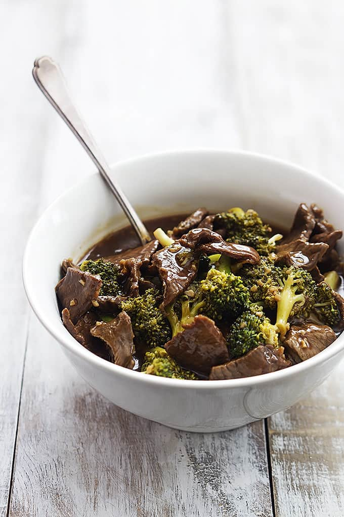 Top Slow Cooker Recipes » Slow Cooker Broccoli Beef