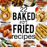 Baked-NOT-Fried Comfort Food Recipes