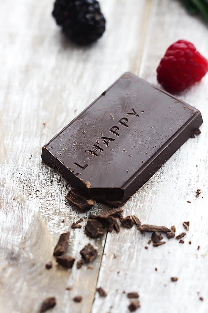 Choco-Berry Oatmeal | Creme de la Crumb