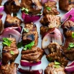 Grilled Steakhouse Kabobs