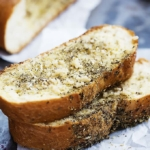 Grilled Garlic Bread | Creme de la Crumb