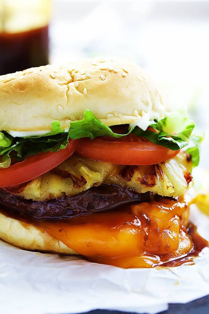 Red Robin Bonzai Burger | Creme de la Crumb