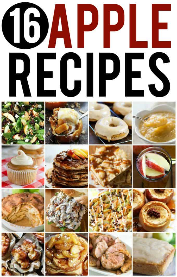 16 Apple Recipes | Creme de la Crumb