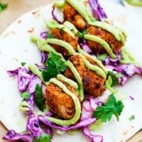 Baja Fish Tacos | Creme de la Crumb