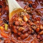 Beef n' Bean Chili