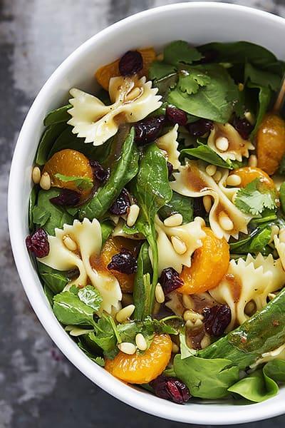 bowtie-pasta-spinach-salad-7