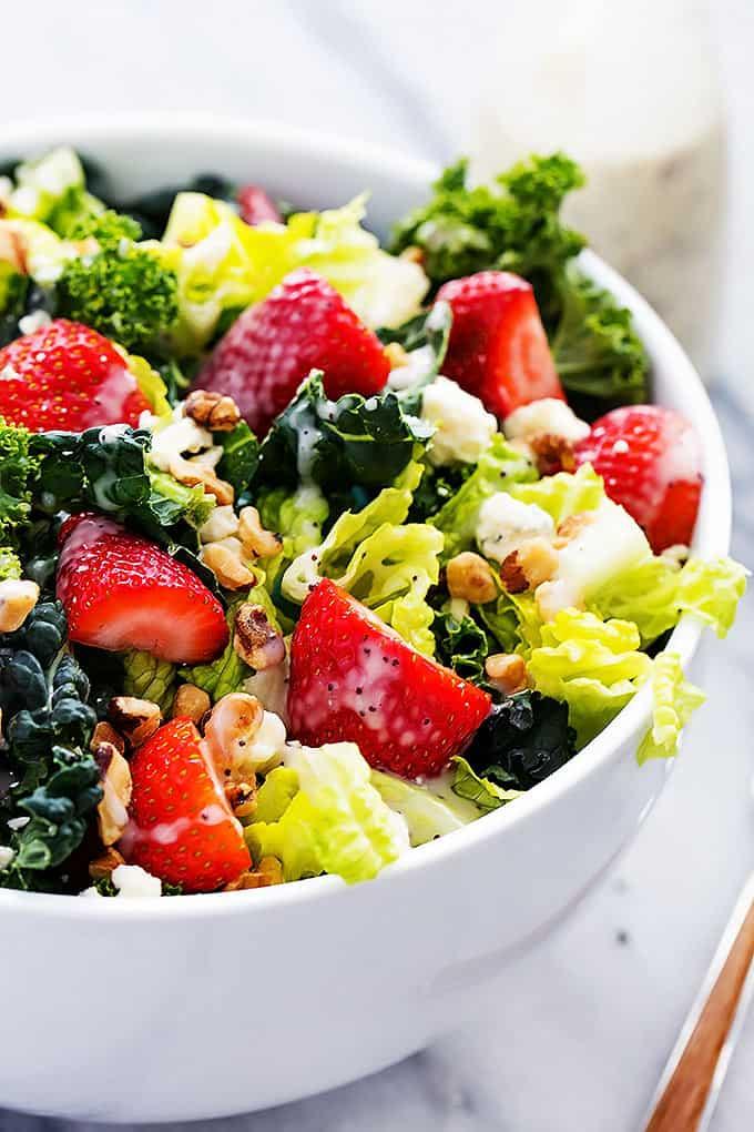 kale tofu salad apple kale and feta salad kale caesar salad asian kale ...