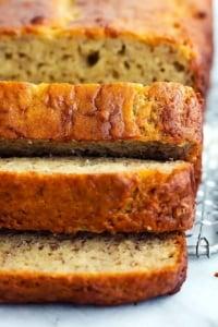 Brown Butter Banana Bread | Creme de la Crumb