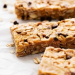 No Bake Chewy Granola Bars (+ video)