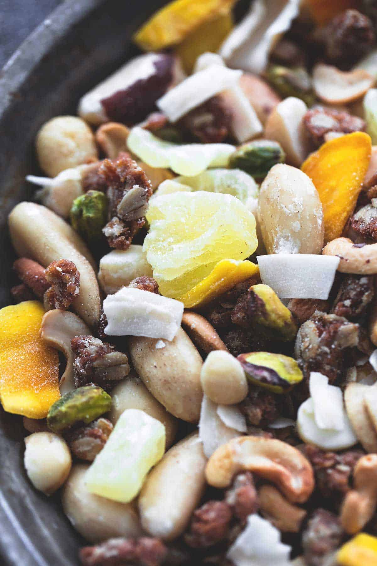 Tropical Trail Mix | Creme de la Crumb
