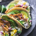 The Best Grilled Chicken Tacos Marinade
