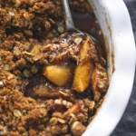Best Easy Apple Crisp | lecremedelacrumb.com