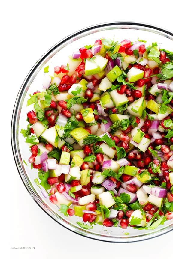 pear-salsa