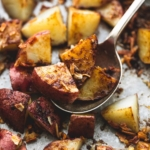 3 Ingredient Oven Roasted Potatoes