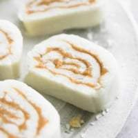 3 Ingredient Old Fashioned Potato Candy (no bake) | lecremedelacrumb.com